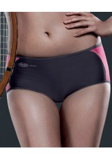 Panty sport 1627 PINK/ANTHRACITE