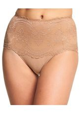 Culotte ventre plat CHRYSTALLE WE119021 BEIGE