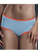 Panty sport 1627 BLEU/ORANGE