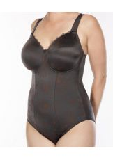 Body avec armatures VIOLA 3273 CAFE