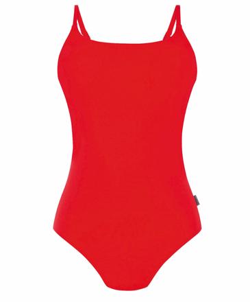 Sans Bain 7700 Armatures Black Maillot De Perfect Suit Rouge 8vn0wmNO