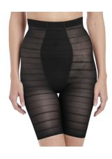 Panty galbant taille haute SEXY SHAPING WE132008 NOIR