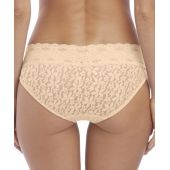 Slip bikini HALO LACE WA878205 PEAU NATUREL