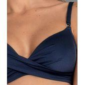 Haut de bikini MAJA TOP 8829-1 BLEU NUIT
