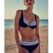Bikini HERMINE 8450 BLEU INDIGO