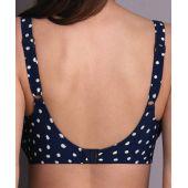 Haut de bikini grande taille LUNA TOP 8771-1 BLEU INDIGO