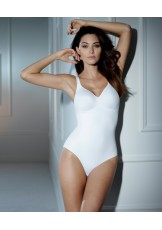 Body sans armatures TWIN 3489 BLANC
